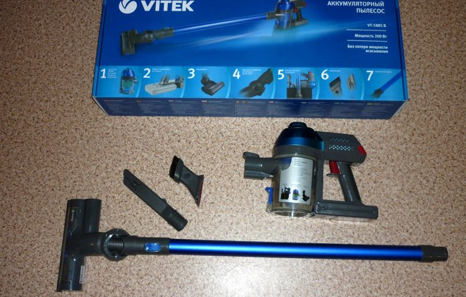 Комплектация Vitek
