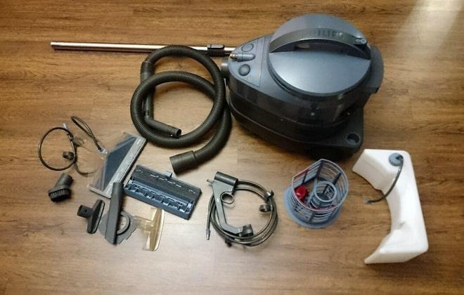 Комплектация моющего оборудования