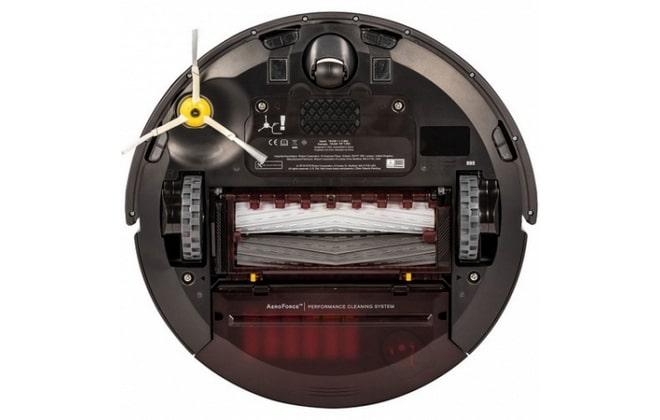 Нижняя часть Roomba