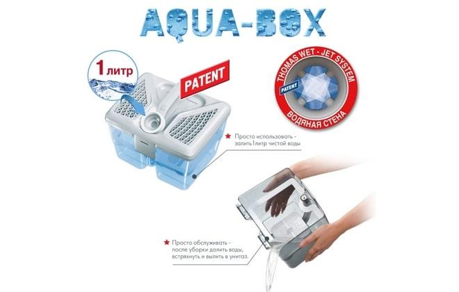 Технология Aqua-Box