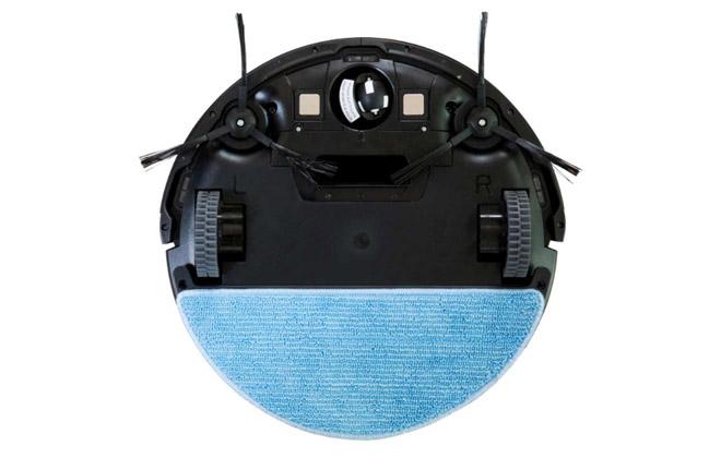 Автоматический пылесос в обратной стороны