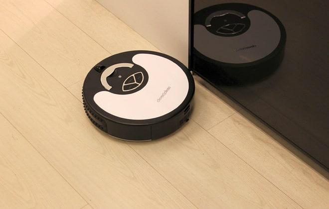 Автоматический робот-уборщик