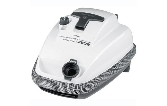 Белый пылесос V705