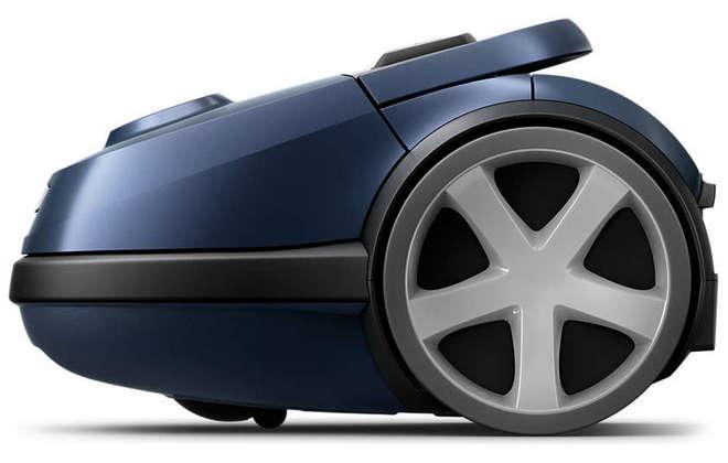 Большие боковые колеса