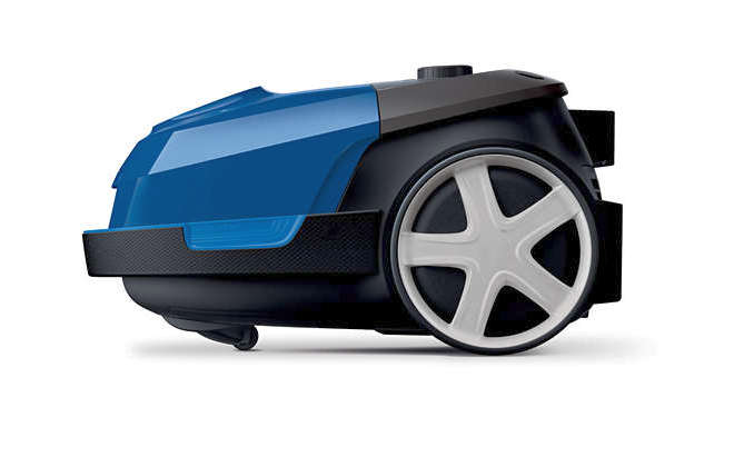 Большие колеса пылесоса