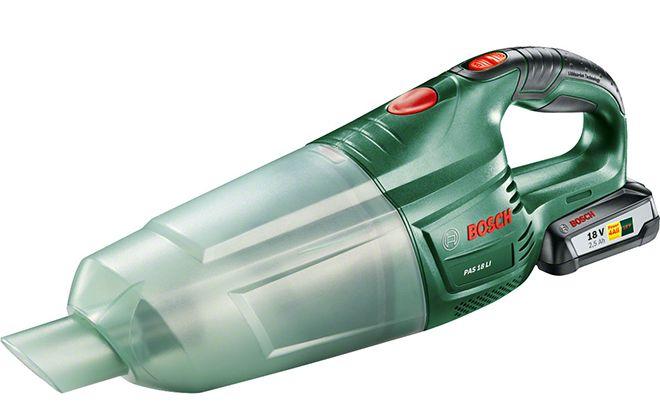 Дизайн модели Bosch PAS 18 Li