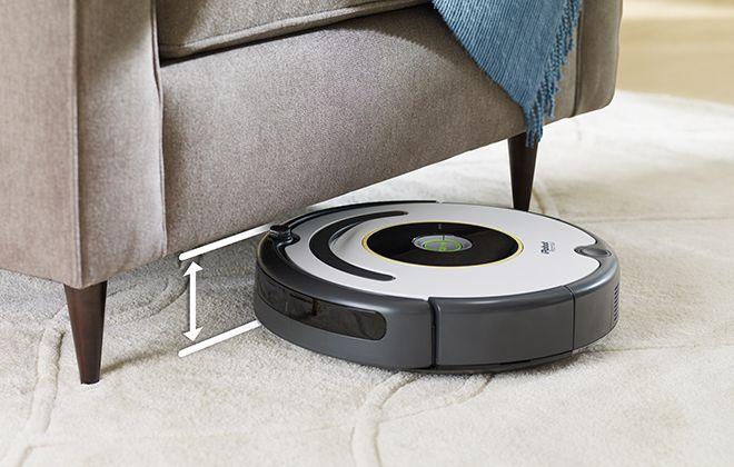 Дизайн модели iRobot