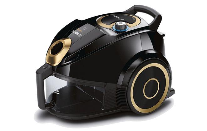 Дизайн пылесоса Bosch BGS4UGOLD4