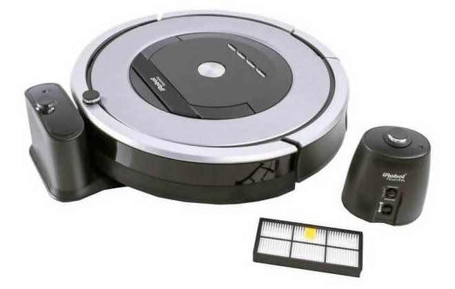 Комплект уборщика Roomba