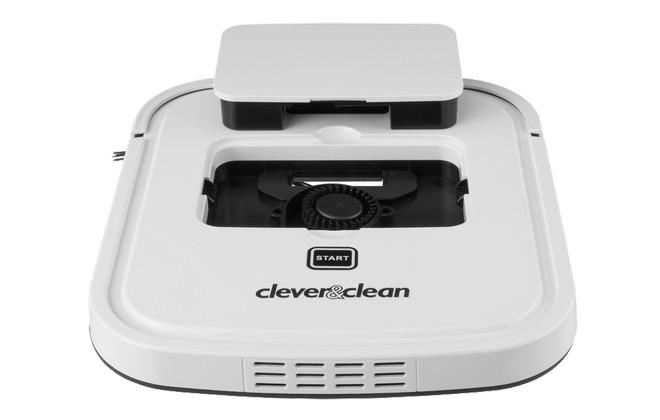 Люк пылесборника Clever-Clean
