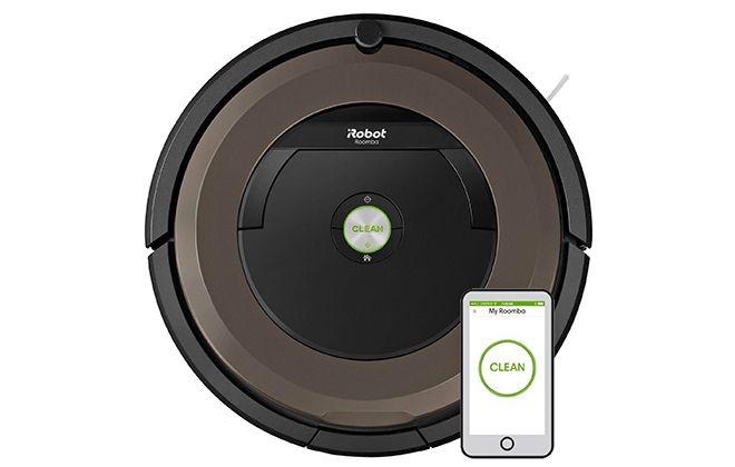 Модель iRobot Roomba 896