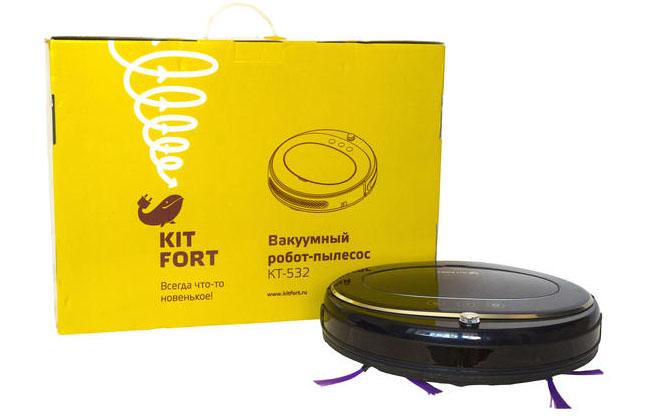Модель kitfort и упаковка