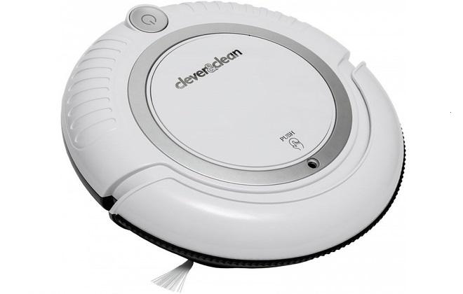 Модель робота-пылесоса Clever&Clean 004 M-Series