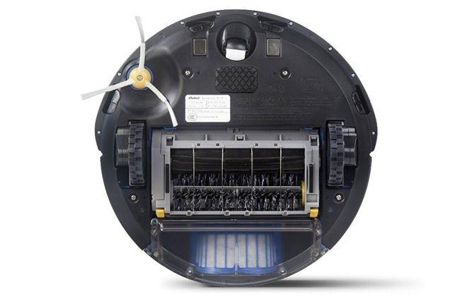Нижняя панель Roomba 681