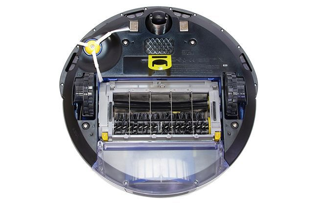 Нижняя панель iRobot