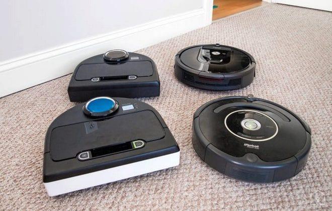 Популярные роботы-уборщики