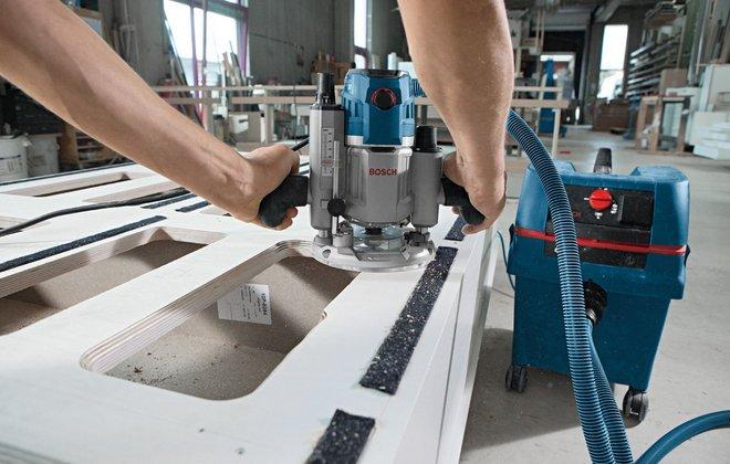 Работа оборудования Bosch