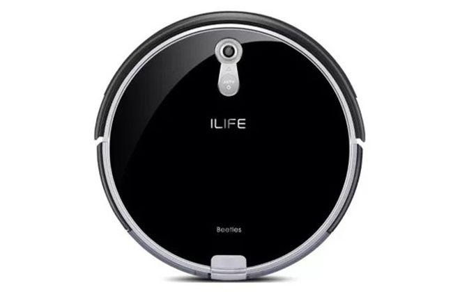 Внешний вид модели iLife A8