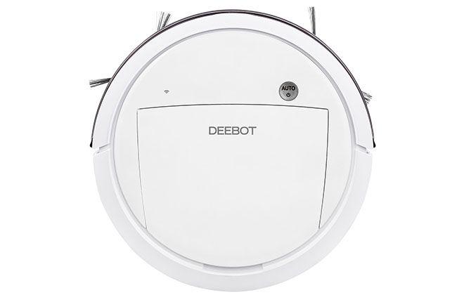 Внешний вид пылесоса Deebot DM88