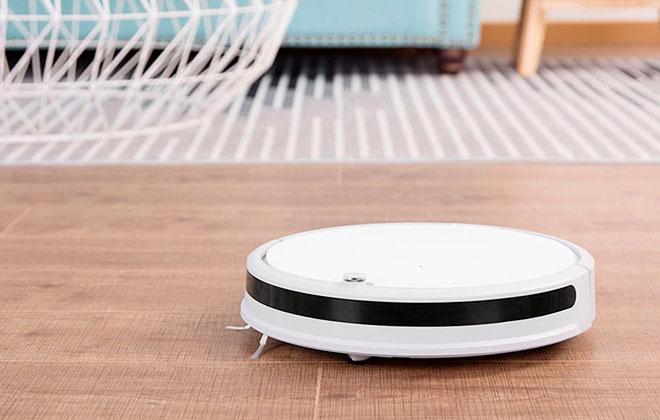 Xiaomi Xiaowa Robot Vacuum Cleaner Lite в работе