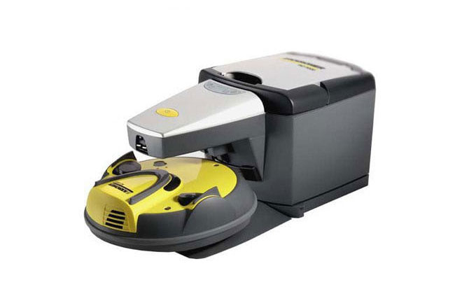 Автоматический пылесос от Karcher
