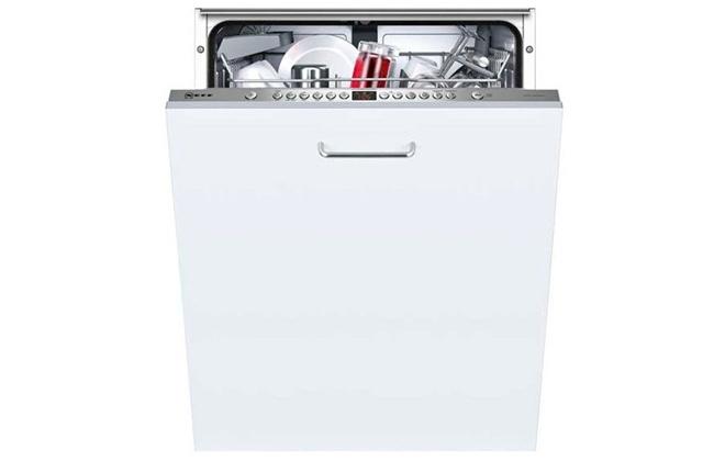 Белая посудомоечная машина Neff S523I60X0R