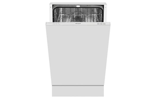 Белая посудомоечная машина Weissgauff BDW 4124