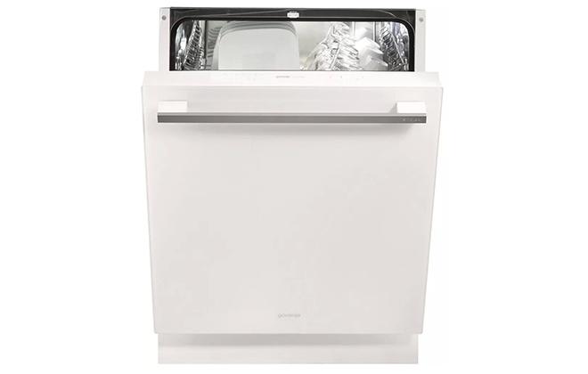 Белая посудомойка Gorenje Simplicity GV6SY2W