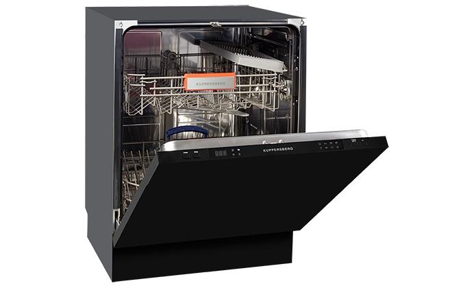 Черная посудомойка Kuppersberg GS 6005