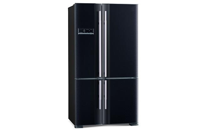 Черный холодильник MITSUBISHI ELECTRIC MR-LR78G-DB-R
