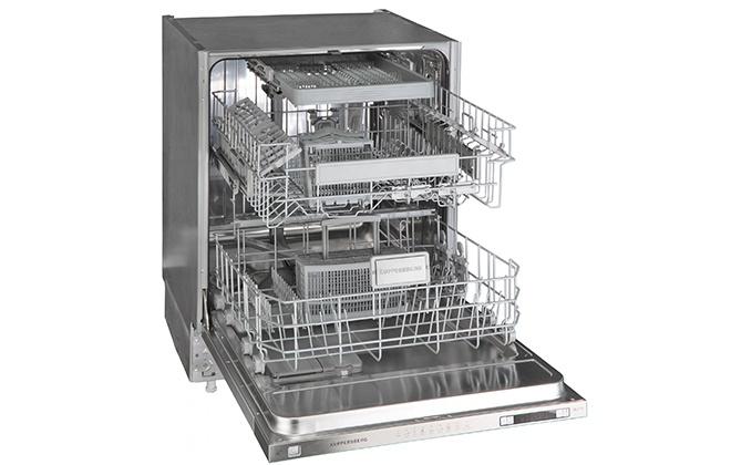 Дизайн посудомоечной машины Kuppersberg GLA 689
