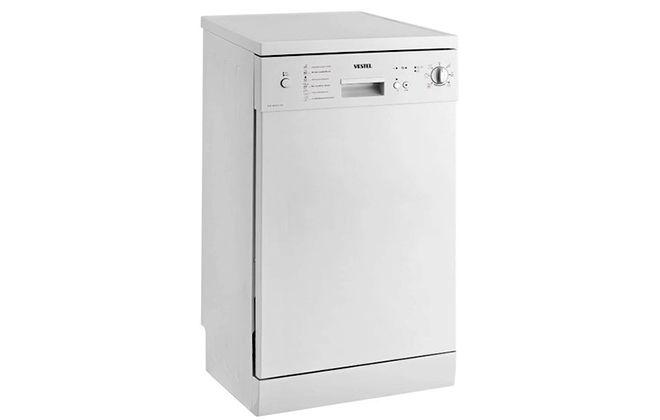 Дизайн посудомойки Vestel CDF 8646 WS