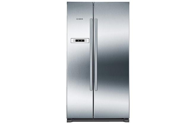 Двухдверный холодильник Bosch KAN90VI20R