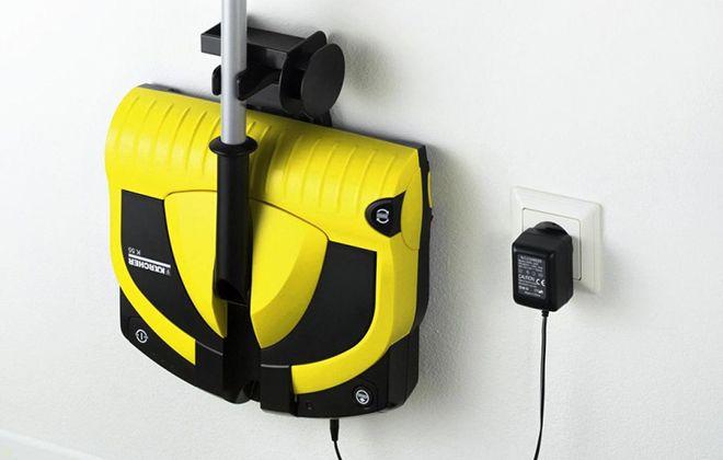 Электровеник на зарядке