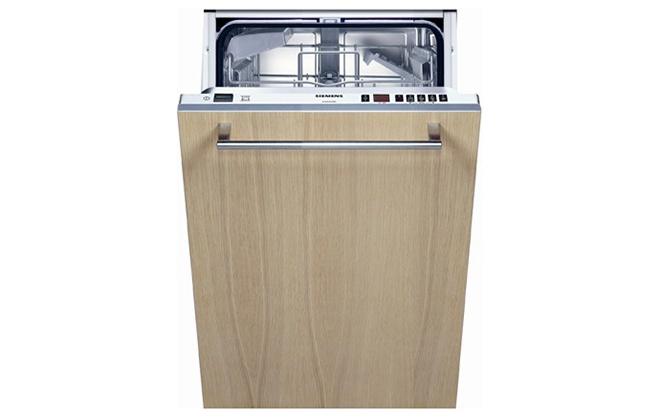Компактная посудомойка Siemens