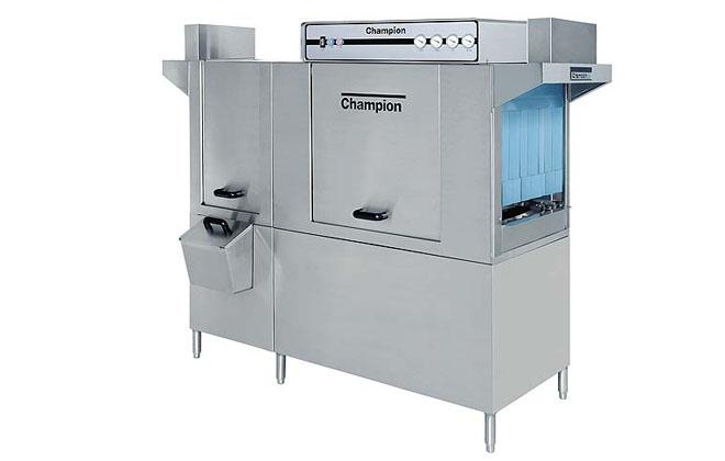 Конвейерная машина для посуды
