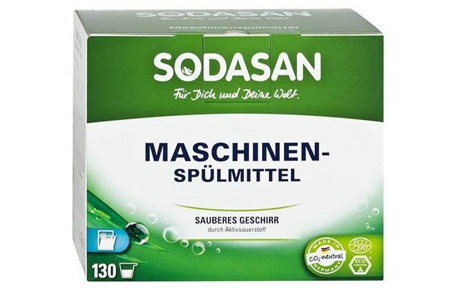 Коробка порошка Sodasan