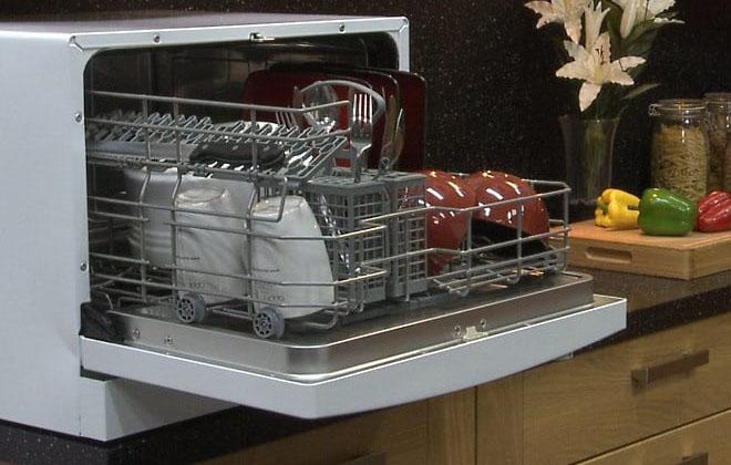Малогабаритная посудомойка