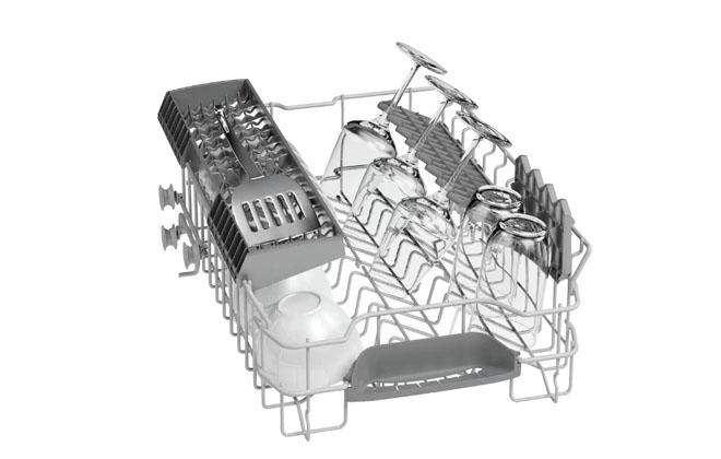 Место для посуды Bosch SPV25CX02R