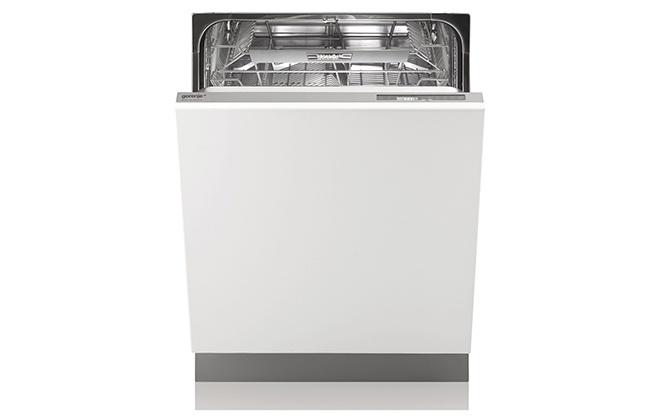 Модель встраиваемой посудомойки Gorenje GDV 674X