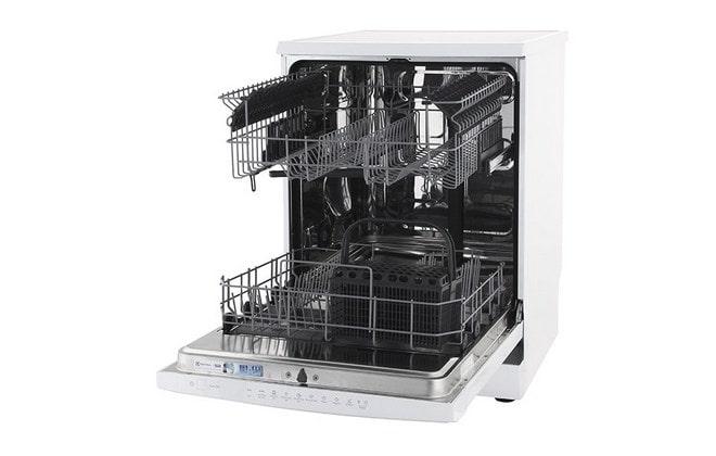 Моечная машина без посуды