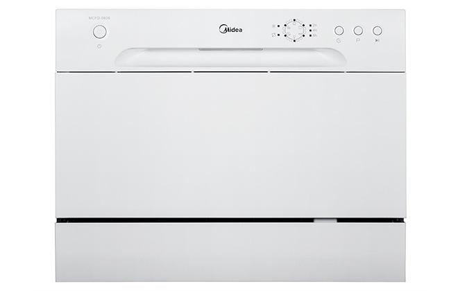 Небольшая посудомойка Midea MCFD0606