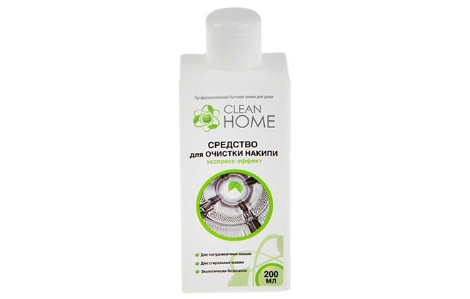 Очиститель накипи Clean Home