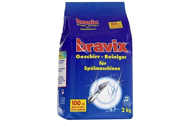 Пакет с порошком Bravix