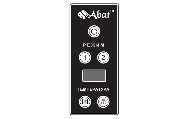 Панель управления посудомоечной машиной Abat МПК-1100К