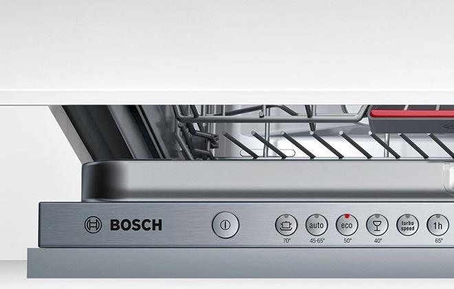 Панель управления посудомоечной машины Bosch SMV46KX00E