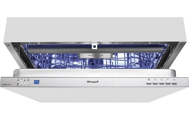 Панель управления посудомойки Weissgauff BDW
