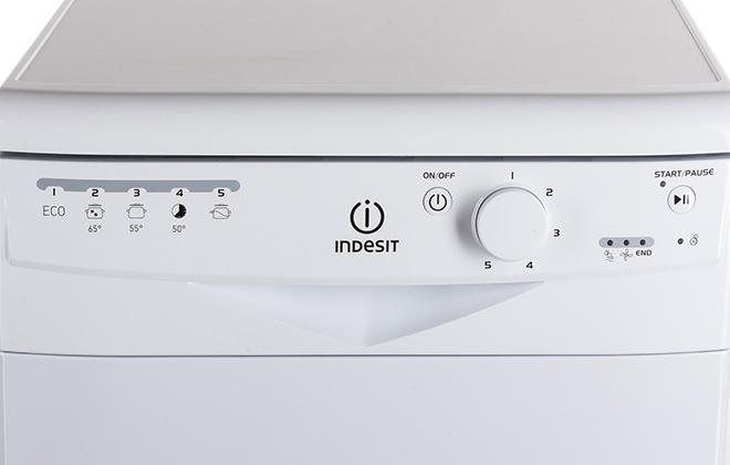 Панель управления посудомойкой Indesit DSR 26B RU
