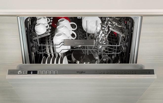 Панель управления посудомойкой Whirlpool