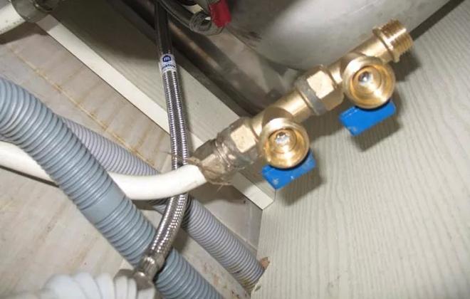 Подключение посудомойки к водопроводу